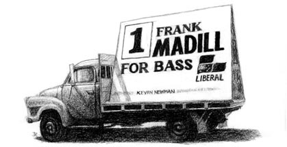 Frank Madill for Bass