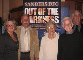 Sanders DFC Out Of The Darkness
